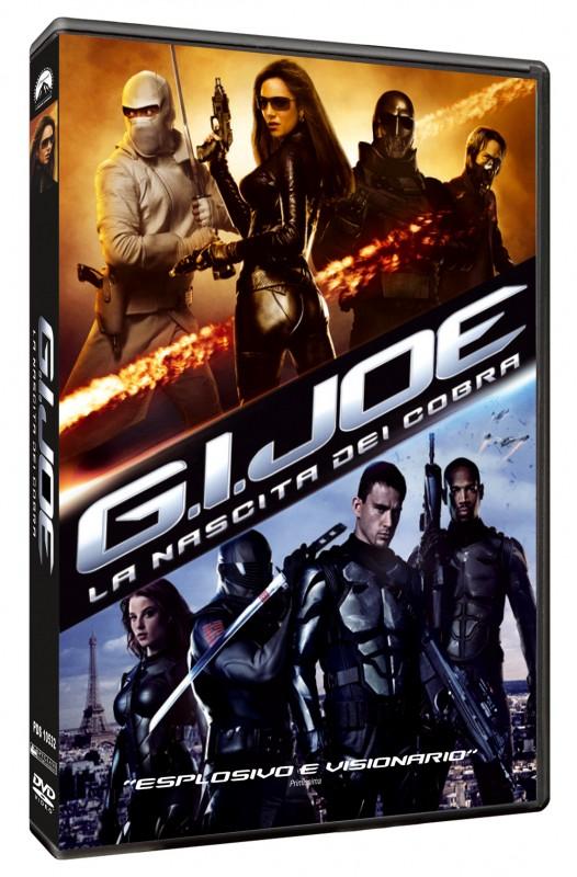 La copertina di G.I. Joe: La nascita dei Cobra (dvd)