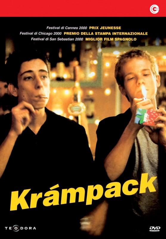 La copertina di Krampack (dvd)