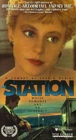 La locandina di La stazione