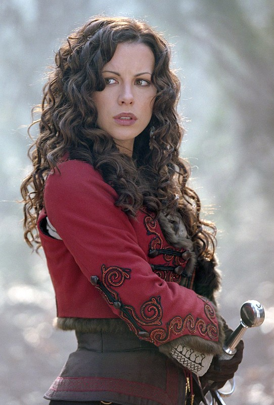 Un'immagine del film Van Helsing con Kate Beckinsale