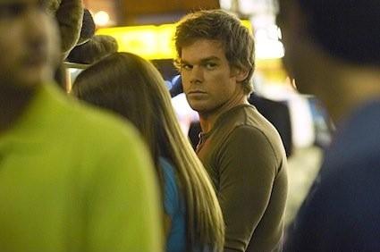 Michael C. Hall nell'episodio Lost Boys di Dexter