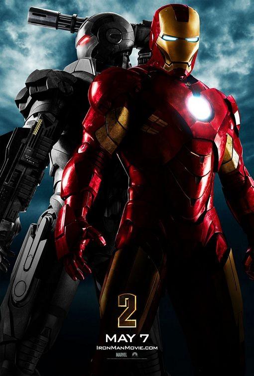 Poster per Iron Man 2