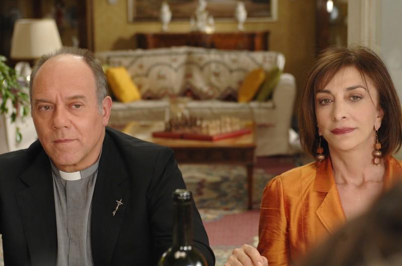 Carlo Verdone e Anna Bonaiuto nel film Io, loro e Lara