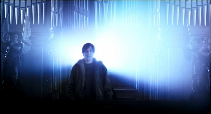 Greg Timmermans in una sequenza del film Ben X