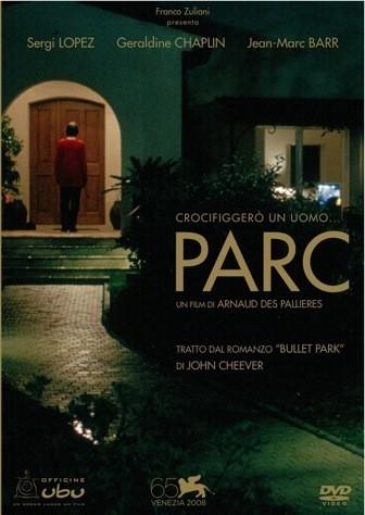 La copertina di Parc (dvd)