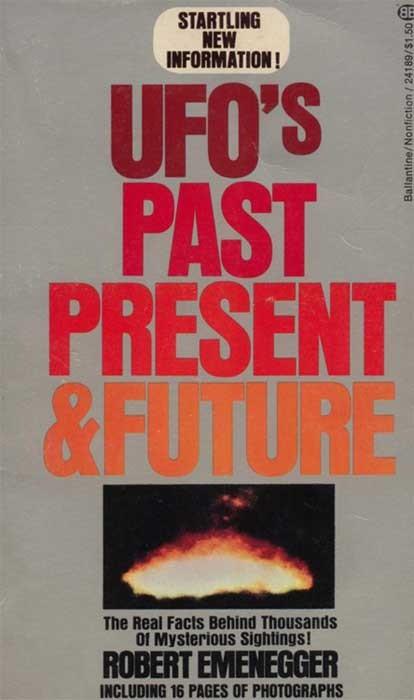La locandina di UFOs: past, present, and future