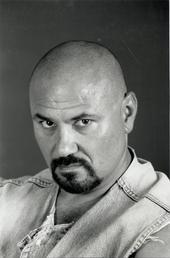 Marcello Arnone è il \'calvo\' del film L\'affare Bonnard di Anna Maria Panzera