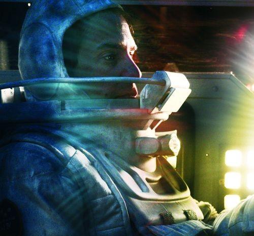 Sam Rockwell, astronauta nel film Moon