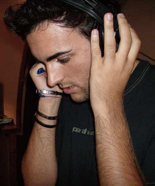 Una immagine di Marco Mengoni, concorrente di X-Factor 3