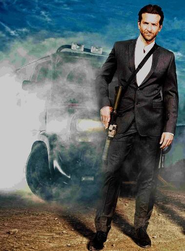 Bradley Cooper è nel cast del nuovo A-Team