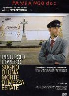La copertina di Pinuccio Lovero - Sogno di una morte di mezza estate (dvd)