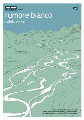 La copertina di Rumore bianco (dvd)