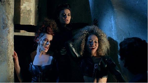 I 'feroci' vampiri di Transylmania.