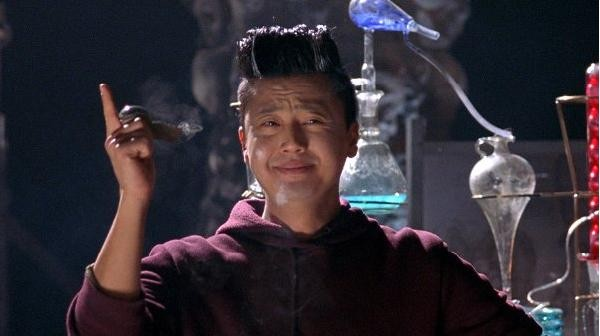 Paul H. Kim in una scena del film Transylmania