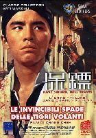 La copertina di Le invincibili spade delle tigri volanti (dvd)