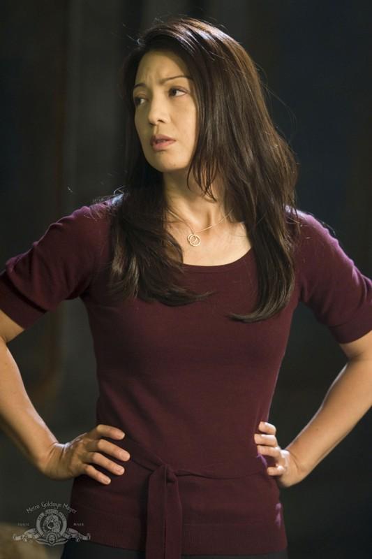 Ming-Na nell'episodio Justice di Stargate Universe