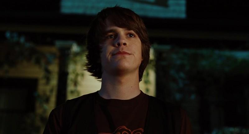 Johnny Simmons in un'immagine del film Jennifer's Body