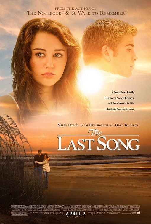 Nuovo poster per The Last Song