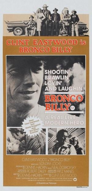 La locandina di Bronco Billy