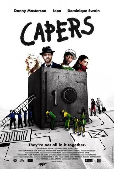 La locandina di Capers