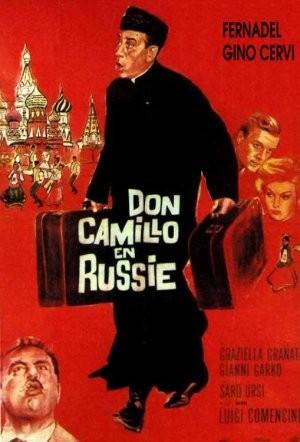 La locandina di Il compagno Don Camillo