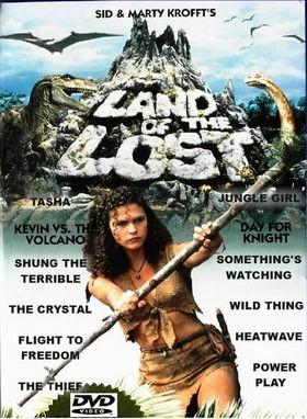 La locandina di Land of the Lost