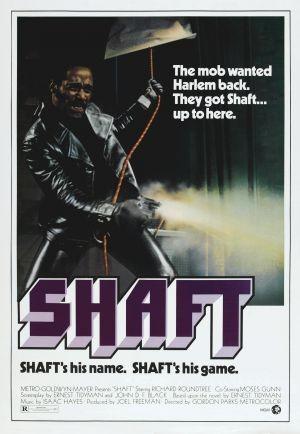 La locandina di Shaft il detective