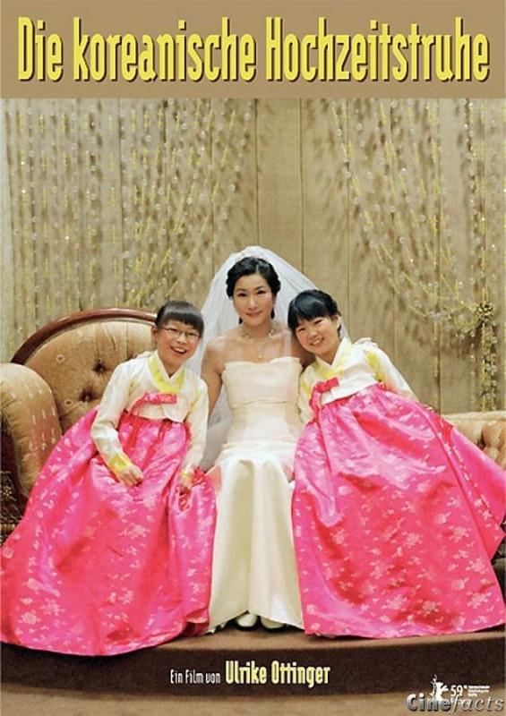 La locandina di The Korean Wedding Chest