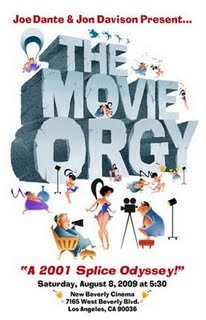 La locandina di The Movie Orgy