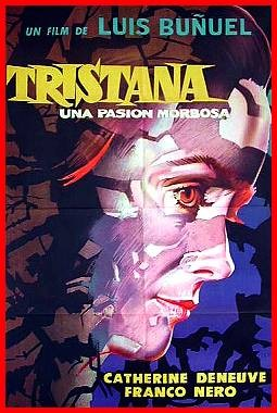 La locandina di Tristana