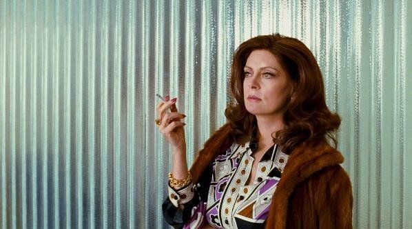 Susan Sarandon in una scena del film Amabili resti