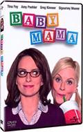 La copertina di Baby Mama (dvd)