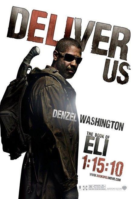 Character poster (Denzel Washington) per The Book of Eli