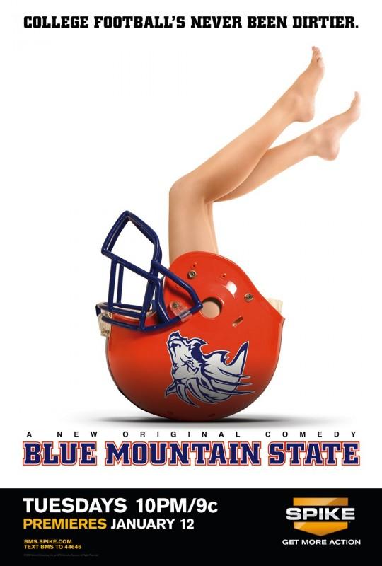 La locandina di Blue Mountain State