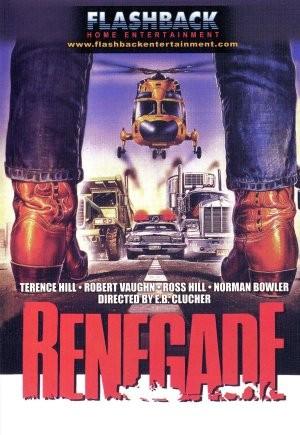 La locandina di Renegade, un osso troppo duro