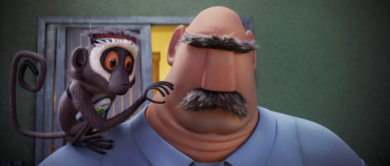 Un'immagine divertente del film Piovono polpette