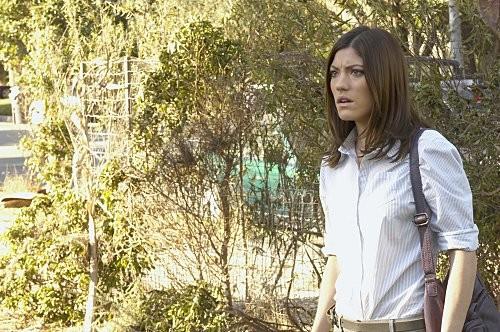 Dexter: Jennifer Carpenter nell'episodio The Getaway