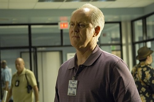 Dexter: John Lithgow nell'episodio The Getaway