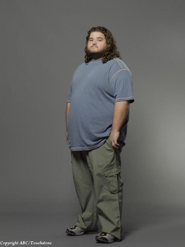 Jorge Garcia in una foto promozionale della stagione 6 di Lost
