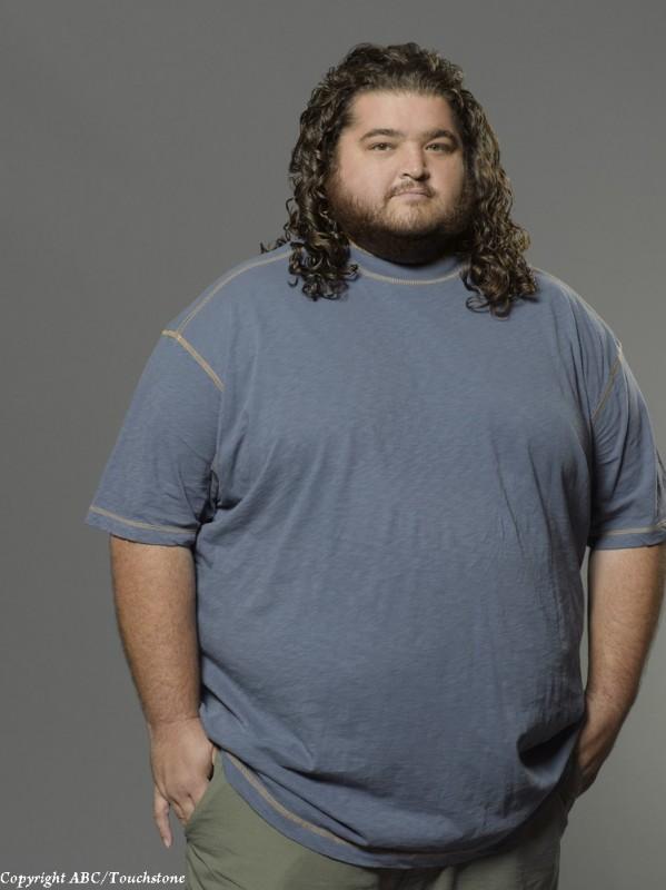 Jorge Garcia in una immagine promozionale della stagione 6 di Lost