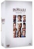 La copertina di Dr. House - Medical Division - Stagioni 1-5 (dvd)