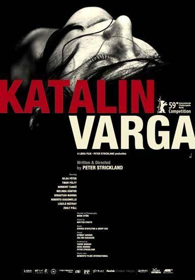 La locandina di Katalin Varga