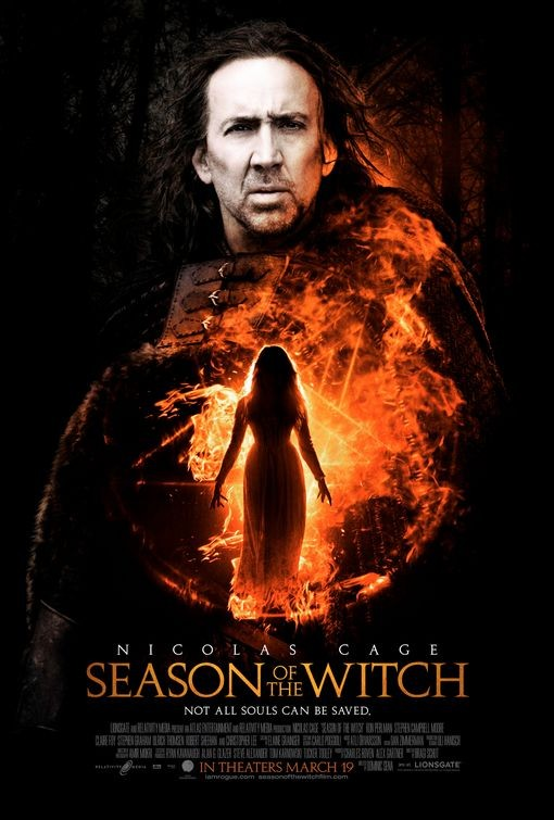 La locandina di Season of the Witch