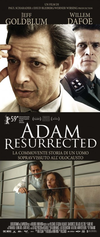 Locandina italiana del film Adam Resurrected
