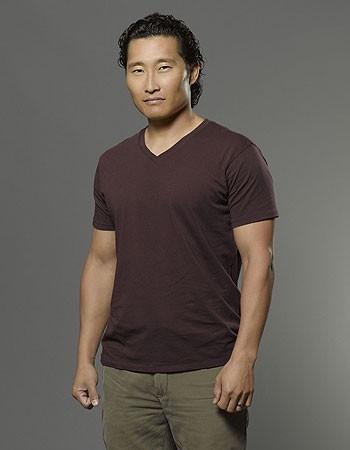 Lost: Daniel Dae Kim in una foto promozionale della stagione 6