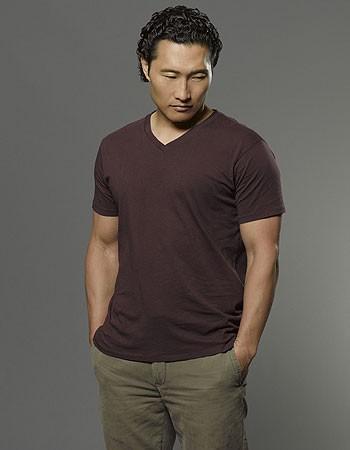 Lost: Daniel Dae Kim in una immagine promozionale della stagione 6