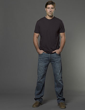 Lost: Matthew Fox in una foto promozionale della stagione 6