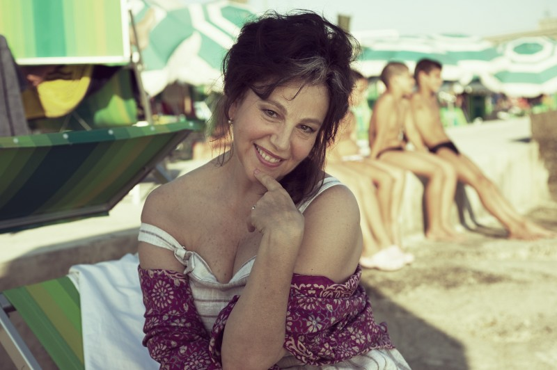 Stefania Sandrelli in un'immagine del film La prima cosa bella