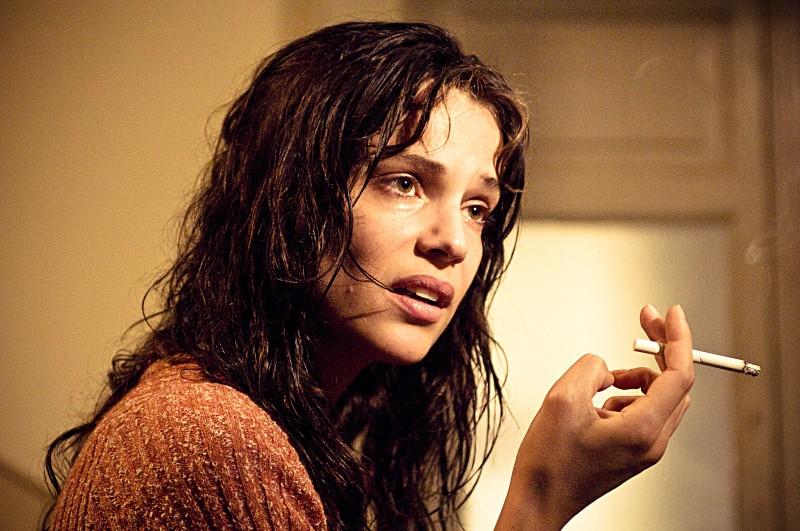 Un primo piano di Micaela Ramazzotti dal film La prima cosa bella