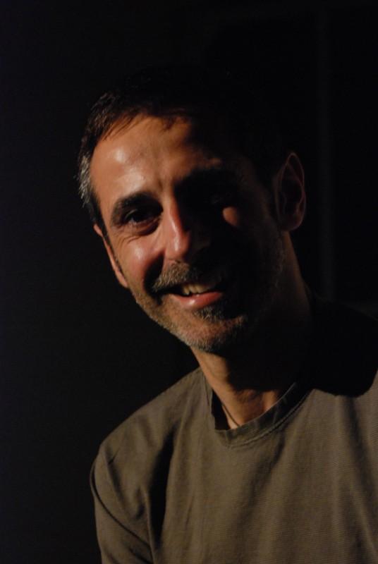 Una foto di Andrea Santonastaso tratta dallo show \'Bologna provincia di Colcù\'